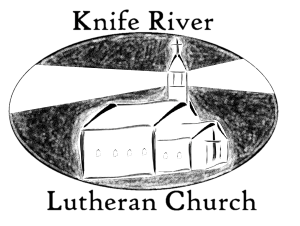 Knife River Lighthouse logo
